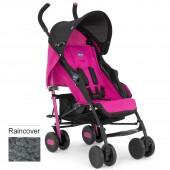 Chicco Echo Pushchair Stroller With Raincover - Ibiza