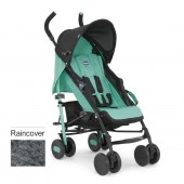 Chicco Echo Pushchair Stroller With Raincover - Sea Green