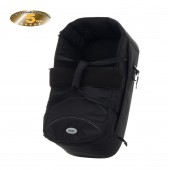 Obaby Zeal Carrycot - Black