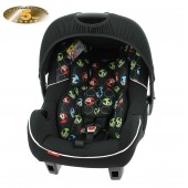 Obaby Disney Group 0+ Infant Carrier Car Seat - Mickey Circles