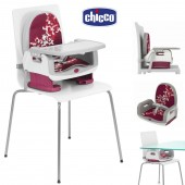 Chicco Up To 5 Booster - Cherry