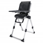 Concord Spin Highchair - Raven Black