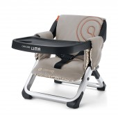 Concord Lima Folding Travel Chair - Cool Beige