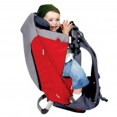 Phil & Teds Escape Baby Carrier - Red