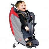 Phil & Teds Metro Baby Carrier - Red