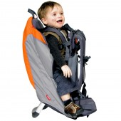 Phil & Teds Metro Baby Carrier - Orange