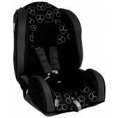 4Baby Tourismo Group 1,2,3 Booster Car Seat - Steel