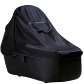 Phil & Teds Smart Lux Bassinet Sun Cover - Black