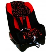 4Baby Marino Recliner Car Seat Group 0/1 - Racing Red