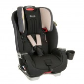 Graco Milestone Group 0/123 Car Seat - Aluminium