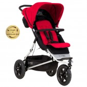 Mountain Buggy +One Pushchair - Berry