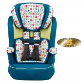 Obaby Disney Group 123 High Back Booster Car Seat - Monsters Inc
