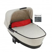 Maxi-Cosi Foldable Compact Carrycot - Folkloric Red