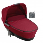 Maxi-Cosi Foldable Compact Carrycot - Raspberry Red