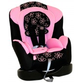 4Baby Amalfi Recliner Car Seat Group 0/1 - Candy Pink