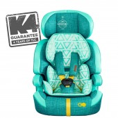 Koochi Motohero Group 123 Car Seat - Havana