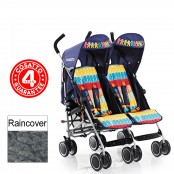 Double & Twin Pushchairs