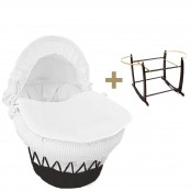 Swinging / Glider Crib / Moses baskets & Accessories