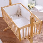 Pram / Moses Basket & Crib Bedding